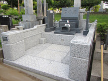 船橋市営馬込霊園 6.4尺×9.8尺 A様