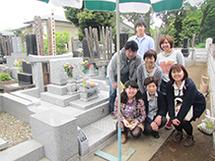 千葉県内寺院墓地 Z様