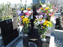 10,000円のお花