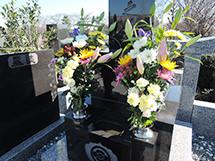 5,000円のお花
